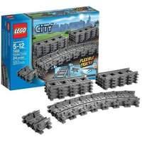 Lego City - Flexible Tracks 7499