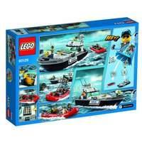 Lego City - Police Patrol Boat (60129) /lego