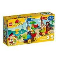 Lego Duplo - Jake And Neverland Pirates - Beach Racing