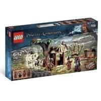 Lego Pirates of the Caribbean - The Cannibal Escape (4182)