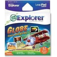 LeapFrog Explorer Globe Earth Explorer Game (for LeapPad and Leapster)
