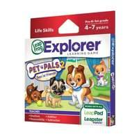 LeapFrog Explorer Pet Pals 2 Game (for LeapPad and Leapster)