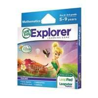 Leapfrog Leapster/LeapPad Explorer Disney Fairies Game