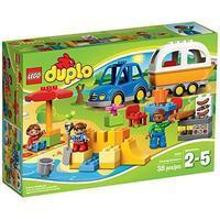 Lego Duplo Camping Trip 10602