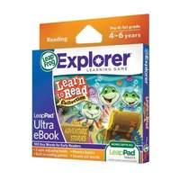 LeapFrog LeapPad Ultra eBook Learn To Read Series2 Collection Adventure Stories