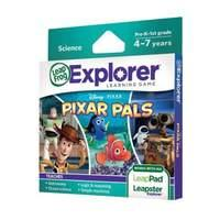 LeapFrog Explorer Pixar Pals Game (for LeapPad and Leapster)