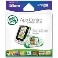 LeapFrog Explorer App Center Download Card (for LeapPad and Leapster)