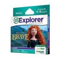 LeapFrog Explorer Learning Game Disney Pixar Brave (for LeapPad and Leapster)