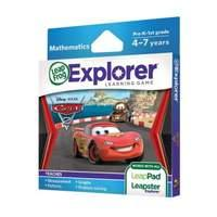 LeapFrog Explorer Cars 2 Game (for LeapPad and Leapster)
