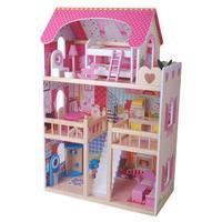 Leomark Dream Mansion Dolls House