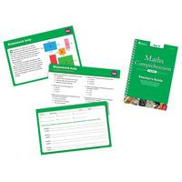 Learning Resources Maths Comprehension Cards Set 3 for 9+ Years