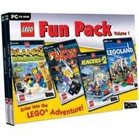 Lego Fun Pack (4 Cd Set) (pc)