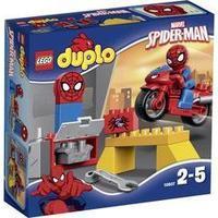 LEGO® DUPLO® 10607 SPIDER-MAN BIKE-WERKS