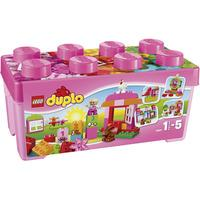 LEGO® DUPLO® 10571 All In One Pink Box Of Fun