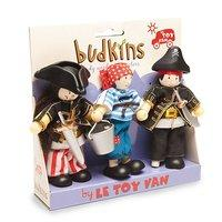 Le Toy Van Pirate Budkins