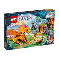 LEGO Elves: Fire Dragon\'s Lava Cave (41175)