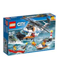 LEGO City: Coast Guard Heavy-duty Rescue Helicopter (60166)