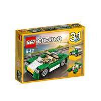 LEGO Creator Green Cruiser