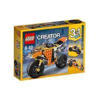 LEGO Creator Sunset Street Bike