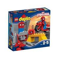 LEGO Duplo Spider-Man Web-Bike Workshop