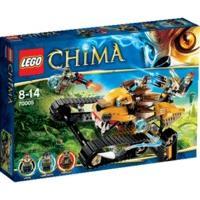 LEGO Legends of Chima - Laval\'s Lion Quad (70005)