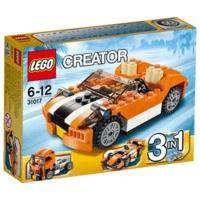 LEGO Creator - 3 in 1 Sunset Speeder (31017)
