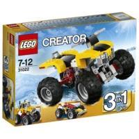 LEGO Creator - 3 in 1 Turbo Quad (31022)