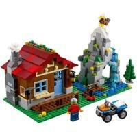 LEGO Creator - 3 in 1 Mountain Hut (31025)