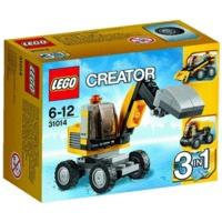 LEGO Creator - 3 in 1 Power Digger (31014)
