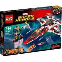 LEGO Marvel Super Heroes - Avenjet Space Mission (76049)