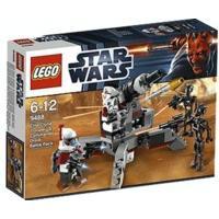 LEGO Star Wars Elite Clone Trooper & Commando Droid Battle Pack (9488)