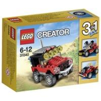 LEGO Creator - 3 in 1 Desert Racers (31040)