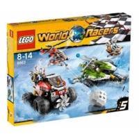 LEGO World Racers Blizzard\'s Peak (8863)