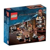 LEGO Pirates of the Caribbean The Captain\'s Cabin (4191)