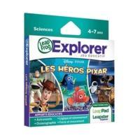 LeapFrog Leapster Explorer Game: Disney Pixar Pals