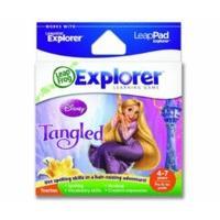 LeapFrog Leapster Explorer Game: Tangled