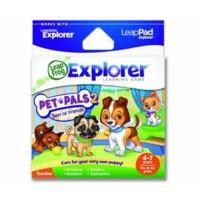 LeapFrog Leapster Explorer Game: Pet Pals 2