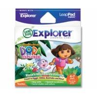 LeapFrog Leapster Explorer Game: Dora The Explorer