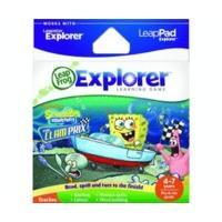 LeapFrog Leapster Explorer Spongebob The Clam Prix