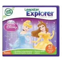 LeapFrog Leapster Explorer Disney Princess