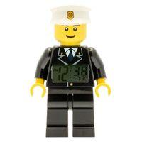 LEGO City Policeman Alarm Clock