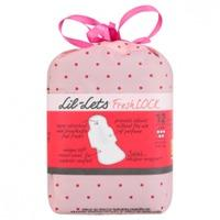 Lil-Lets FreshLOCK Ultra Towels with Wings Long 12s