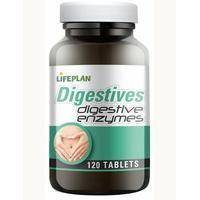 Lifeplan Digestive Enzymes 120 Tablets