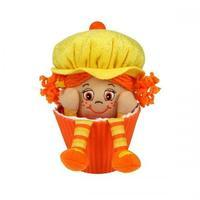 Little Miss Muffin Cup Cake Doll - Orange