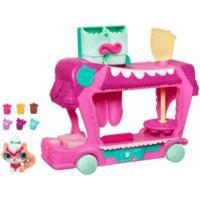 Littlest Pet Shop Sweetest Sweet Delights Treat Truck