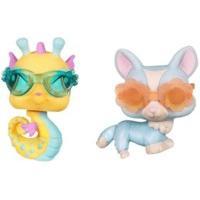 Littlest Pet Shop 2 Piece Set Animal Fun Assortment