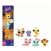 Littlest Pet Shop 3 Piece Pet Set