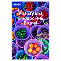 Lonely Planet Malaysia, Singapore and Brunei Travel Guide, Assorted