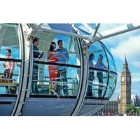 London Eye Standard Experience + The London Pass® - Entry to 60+ Attractions