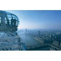 London Eye + Madame Tussauds & Tower of London